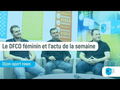 Débrief sportif Dijonnais en Live - 25 novembre - Avec Yannick Chandioux