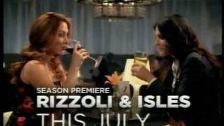 Rizzoli & Isles Season 2 promo #4