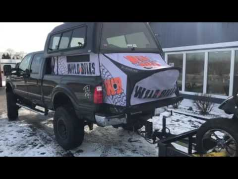 Toyota Tacoma Lifted >> Check out ARE MX cap with Topper EZ Lift with custom tent! - YouTube