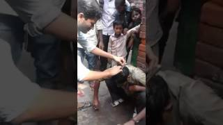 बाप ने अपनी ही बेटी का किया रेप, घटना बिहार के शेखपुरा जिला के अहियापुर मोहल्ले का, ग्रामीणों ने सिर