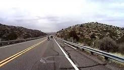Iron Springs Road, Prescott to Skull Valley, AZ