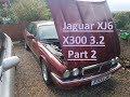 Jaguar XJ6 X300 Repair / Start Part 2