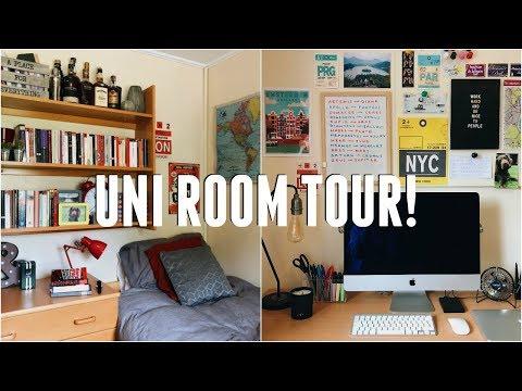 UNI ROOM TOUR! (Durham University, St Cuthbert's Society) - Small Halls of Residence   Jack Edwards