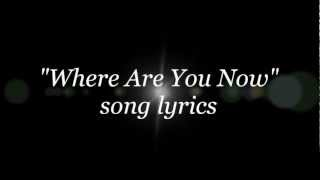 Video Nazareth - Where Are You Now lyrics download MP3, 3GP, MP4, WEBM, AVI, FLV Mei 2018