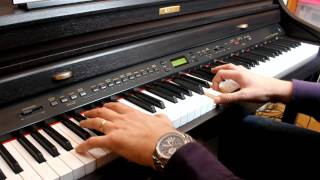 Lionel Richie - Hello - Piano Solo - HD