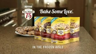 Tv Commercial Spot - Nestle Toll House Frozen Cookie Dough - America's Favorite Cookie