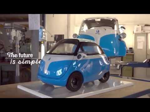 Microlino Electric Car Design Transformation | MICRO Scooters Canada
