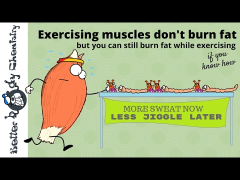How to maximize your fat burning during exercise