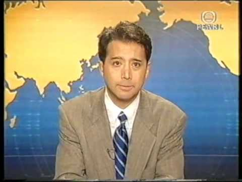 Hong Kong TVB Pearl 911 Newsflash (Jameson Wong), 2001.09.11,(21:03)(Clip 1)
