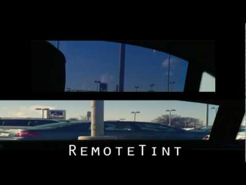 Electric Auto Tinting Glass - Switchable Window Tint - Smart Glass eliteautotune(dot)com