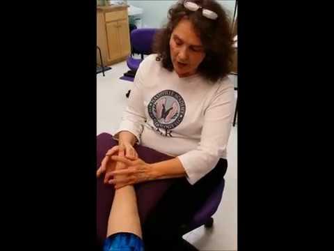 NAR Hand Reflexology Training Video Two