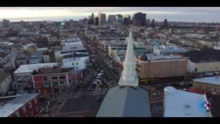 Newark  imagens aereas