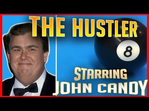 'The Hustler'   starring John Candy as Minnesota FatsKevin Kline as Fast Eddie