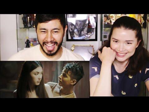 PEE MAK   HILARIOUS Thai Movie Trailer   Reaction By Jaby & Achara!