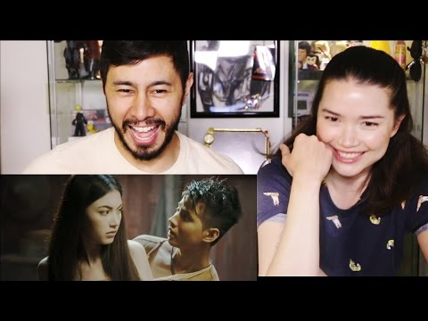 PEE MAK | HILARIOUS Thai Movie Trailer | Reaction By Jaby & Achara!