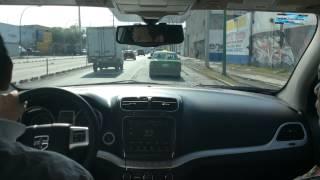 Prueba de Manejo Dodge Journey 2015