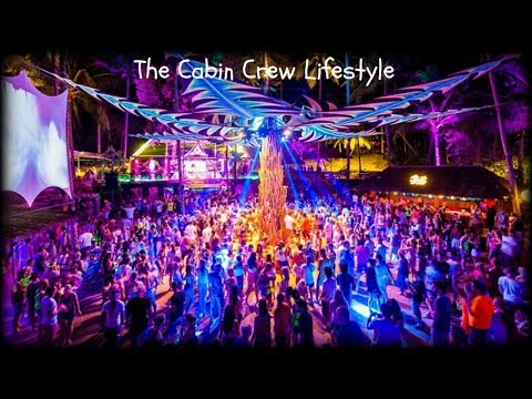 Emirates Cabin Crew: Waterfalls and Parties | Thailand Part 1