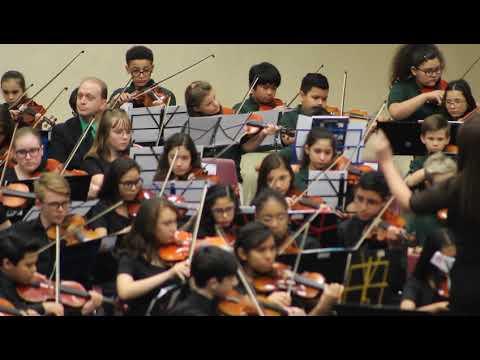 bradley middle school orchestra
