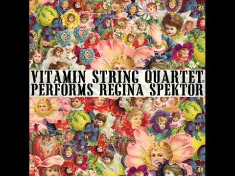 Us  Vitamin String Quartet Performs Regina Spektor