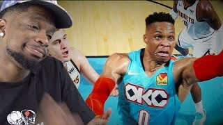 Can't Beat Jokic to Save our Lives… THUNDER vs NUGGETS HIGHLIGHTS