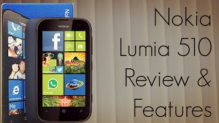 Nokia Lumia 510 Review - Budget Windows Phone Features & Apps Demo