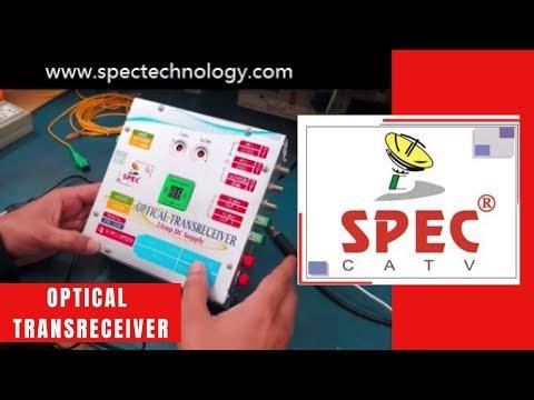 Best Optical Transreceiver PTR 2244 - SPEC Technology