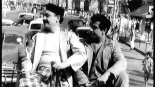 Yeh Calcutta Hai   Om Prakash, Ashok Kumar   Howrah Bridge   Bollywood Movie Song   YouTube