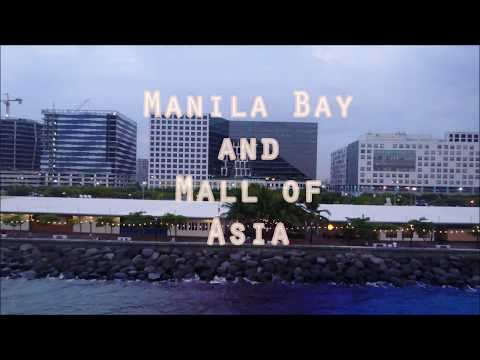 DJI Mavic Pro: Manila Bay and Mall of Asia