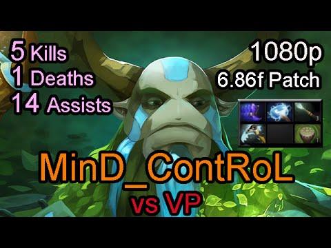 Team Liquid Mind_Control Nature Prophet vs VP Shanghai Major