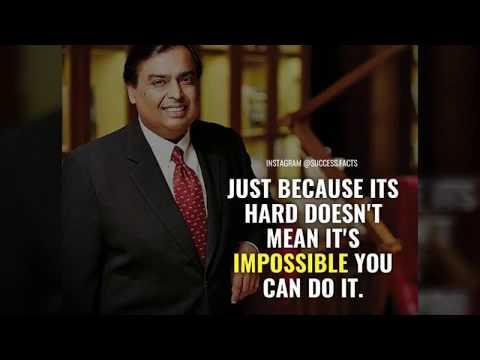 Business Motivation video for success