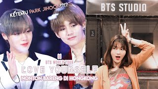 BTS LOVE YOURSELF IN HONGKONG bonus FANMEETING Park Jihoon?