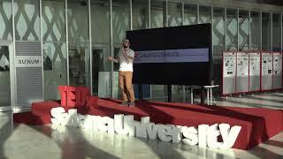 The Power of Looking Forward | Masis Aram Gözbek | TEDxSabanciUniversity