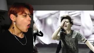 BTS - FAKE LOVE MV Reaction (GERMAN FANBOY)   Kenzu
