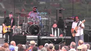 """""""Subliminal Criminal""""  VICTOR WAINWRIGHT & The WildRoots  8/9/15 Heritage Music BluesFest"""