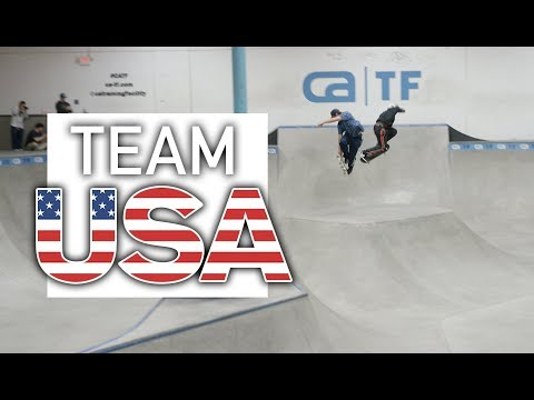 U.S. Olympics Skateboarding Team Names Nyjah Huston, Louie Lopez and More