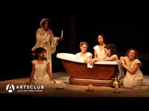 Arts Club Theatre Company's PRIDE AND PREJUDICE - Interview with director Sarah Rodgers