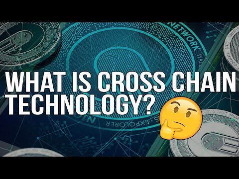 ICON Fusion Wanchain - What Does Cross Chain Mean To Blockchain And Cryptocurrency?