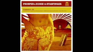 Prosper / Konix / Stabfinger - Ponmelo (Original Mix) [feat. Marcela]