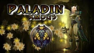 Paladin Transmogs - Vigilent Envy Xmog Set