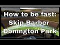 iRacing Skip Barber Track Guide - Donington National
