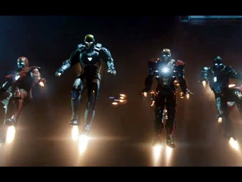 Iron Man 3 - Official Trailer #2 (HD)