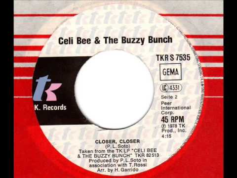 Celi Bee The Buzzy Bunch Superman