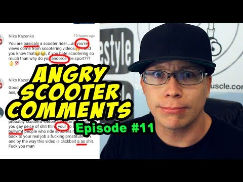 Angry Scooter Comments #11: Is ANYONE Surprised?