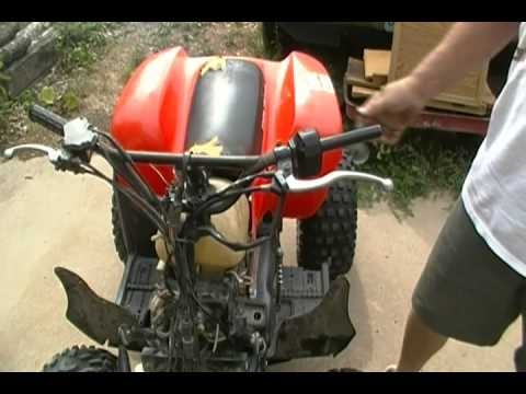 hqdefault polaris scrambler 90, refresh project final details youtube 2003 polaris predator 90 wiring diagram at n-0.co