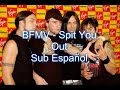 watch he video of Bullet for My Valentine - Spit You Out Sub Español