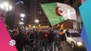 بتوقيت مصر│كيف تفاعل المصريون مع الاحتجاجات في الجزائر؟