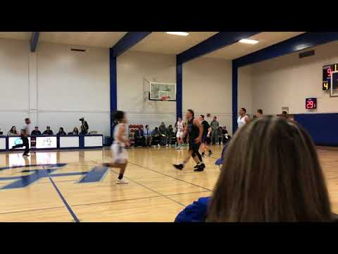 Xavier Turner Edmonds CC vs Grays Harbor College 11:18:17