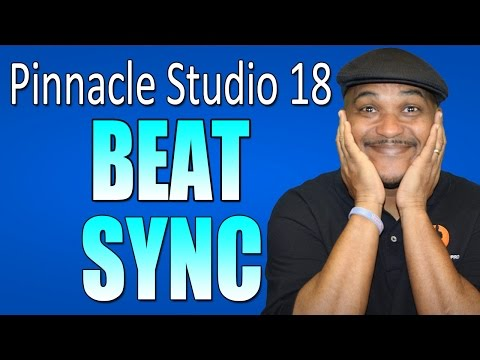 Pinnacle Studio 18 & 19 Ultimate - Beat Sync Effect Tutorial