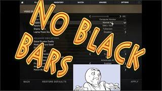 """CS.GO - No black bars fix - """"Stretched mode"""""""