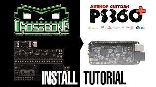 Crossbone PS360+ Install Tutorial